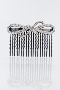 Cuttie pie ribbon side comb
