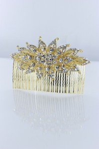 Vintage wedding side comb