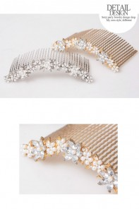 z-gool Wedding Hair Accessories