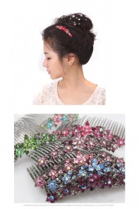 5-Song Wedding Hair Accessories