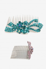Ribbon Hair Comb Accessories