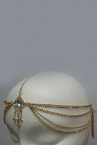 Diamond drop headchain