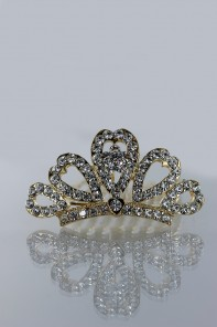 SMALL CROWN TIARA