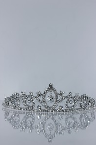 Swarovski Crystal Queen Tiara