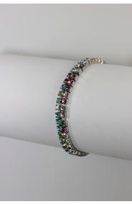 BLP11 2 line baby stretch bracelet for wedding