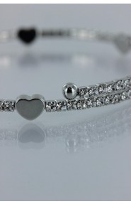 BLP16 Hearts bracelet