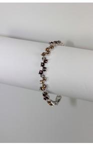 BLP2 zig-zag wedding bracelet
